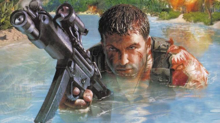 Egy rajongó CryEngine 5-ben alkotja újra az eredeti Far Cry-t bevezetőkép