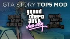 GTA: Vice City - Top 5 mod kép