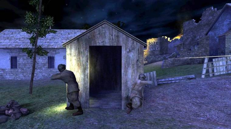 Második világháborús taktikai Call of Duty készült bevezetőkép