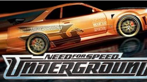 Need For Speed: Underground infódoboz