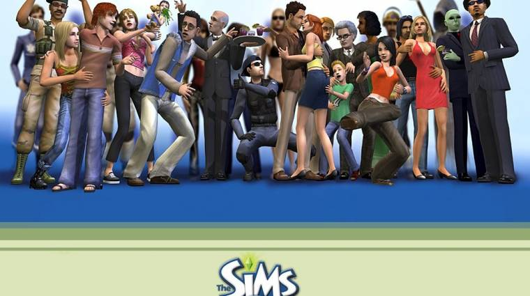 Megszűnik a The Sims 2 támogatása bevezetőkép