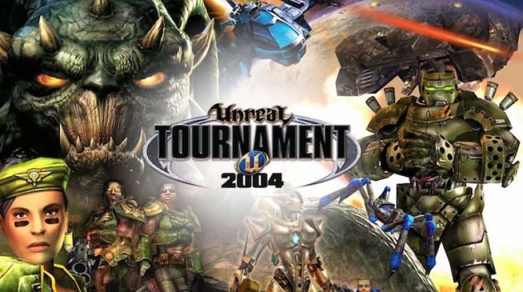 PlayIT - Unreal Tournament 2004 bajnokság vár a GameStar-GameNight standon! bevezetőkép