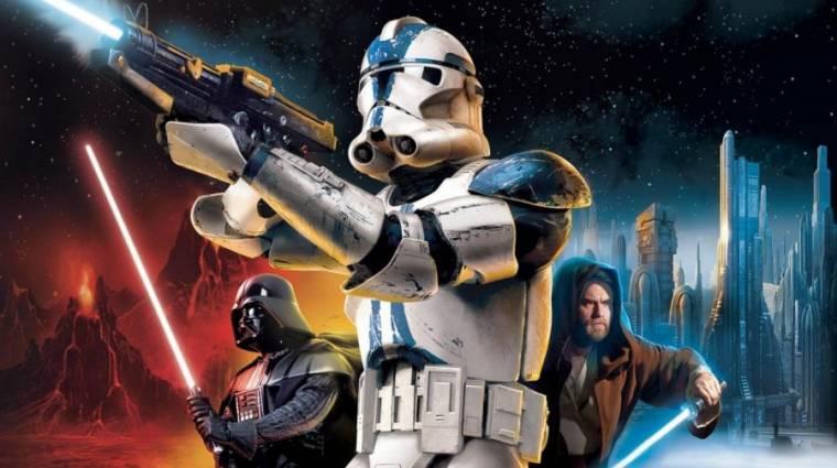 A legújabb frissítés hazavágta a Star Wars: Battlefront II-t bevezetőkép