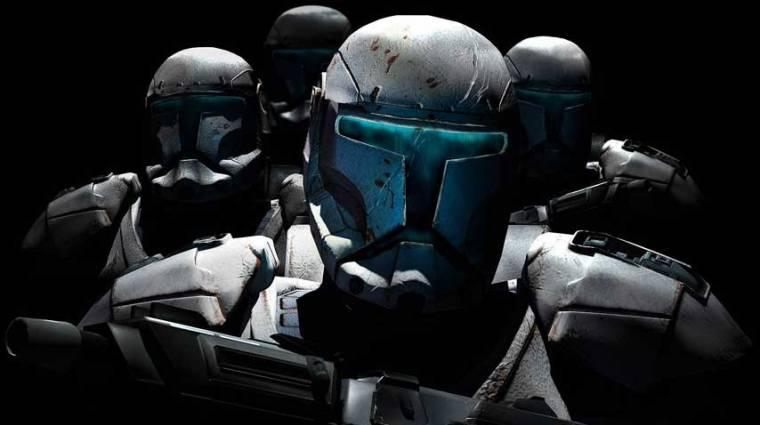 Star Wars: Republic Commando - mi lett volna a folytatás sztorija? bevezetőkép