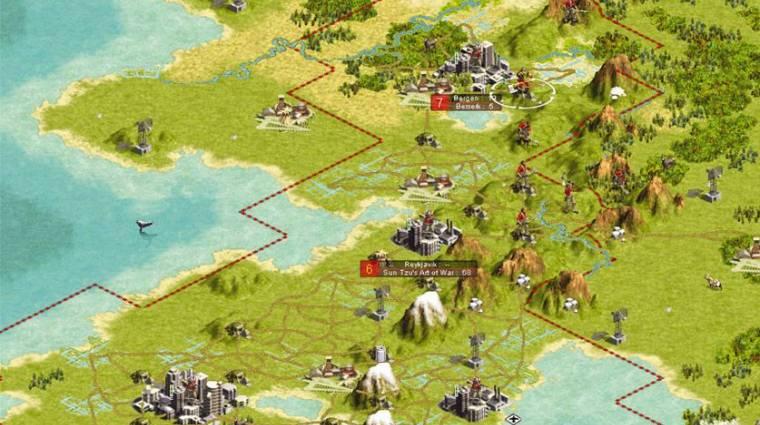 Civilization 3 - Steamre költözött a multiplayer bevezetőkép