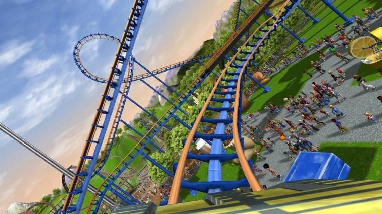 A Planet Coaster fejlesztője beperelte a RollerCoaster Tycoon kiadóját bevezetőkép