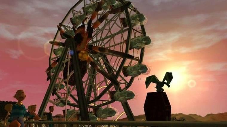 RollerCoaster Tycoon 3 - pereskedik a fejlesztő a kiadóval, ezért nem lehet megvenni bevezetőkép