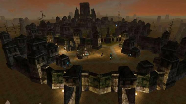 Anarchy Online - új grafikus engine! bevezetőkép