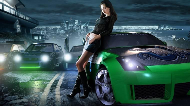 Need For Speed: Underground 3 - van 15 millió rajongó? bevezetőkép