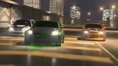 Hidegrázós videón találkozik a Need for Speed: Underground-széria és a Most Wanted kép