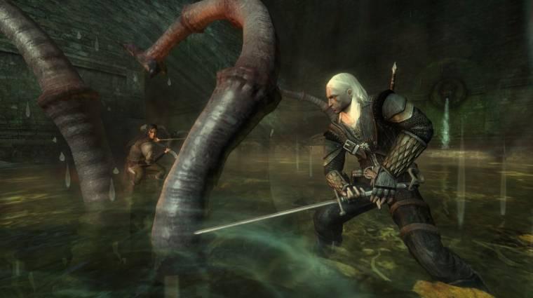 Épp ingyenes a The Witcher: Enhanced Edition bevezetőkép