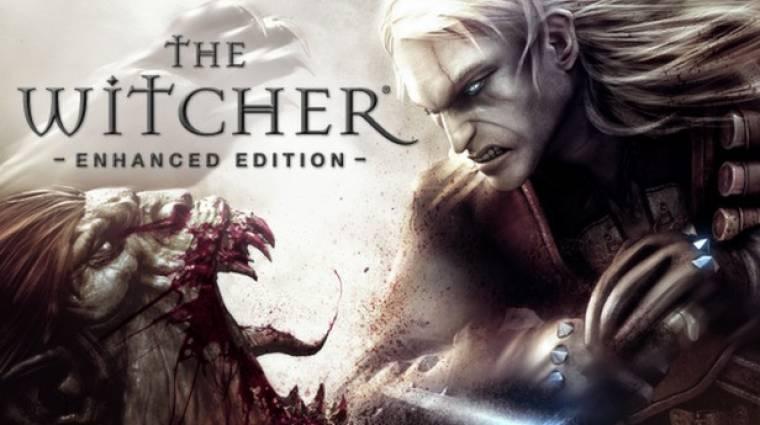 Ingyen tiéd lehet a The Witcher: Enhanced Edition bevezetőkép