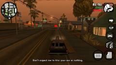 Grand Theft Auto: San Andreas - tényleg szebb mobilon, mint PC-n kép