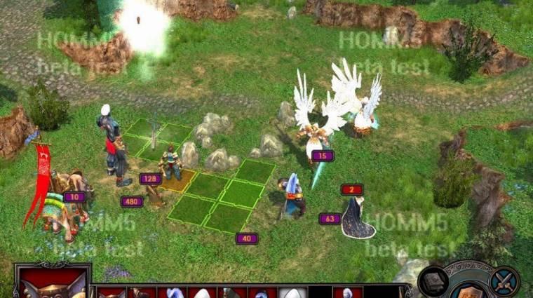 Heroes V: Tribes of the East kiegészítő bevezetőkép