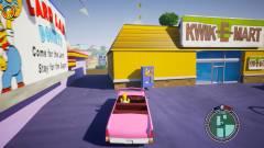 A The Simpsons: Hit and Run rajongói, Unreal Engine 5-ös remake-je elképesztően néz ki kép