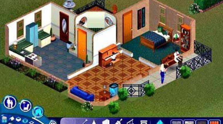 Tízéves a Sims - Boldog szülinapot! bevezetőkép