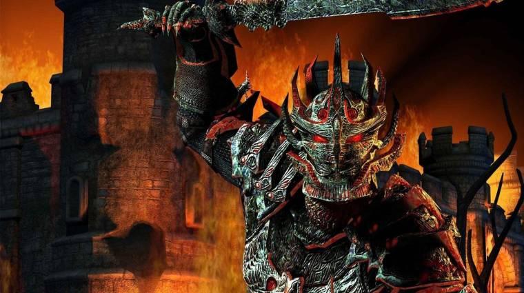 A rommá modolt Oblivion jobban néz ki, mint a Skyrim bevezetőkép