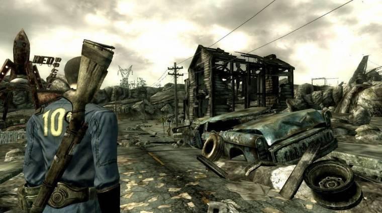 Ezért kellett kukázni az eredeti Fallout fejlesztőinek 3D-s Fallout 3 játékát bevezetőkép