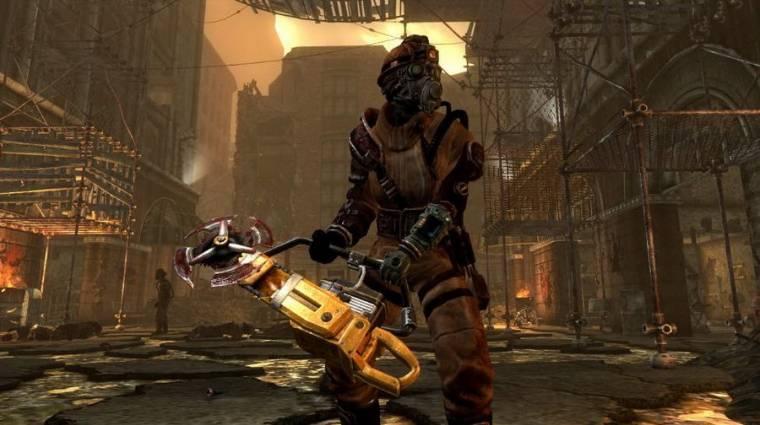 Fallout 3 hivatalos fórum online bevezetőkép