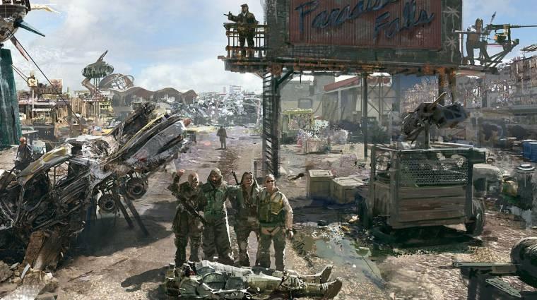 Már csecsemőként is végigjátszották a Fallout 3-at bevezetőkép