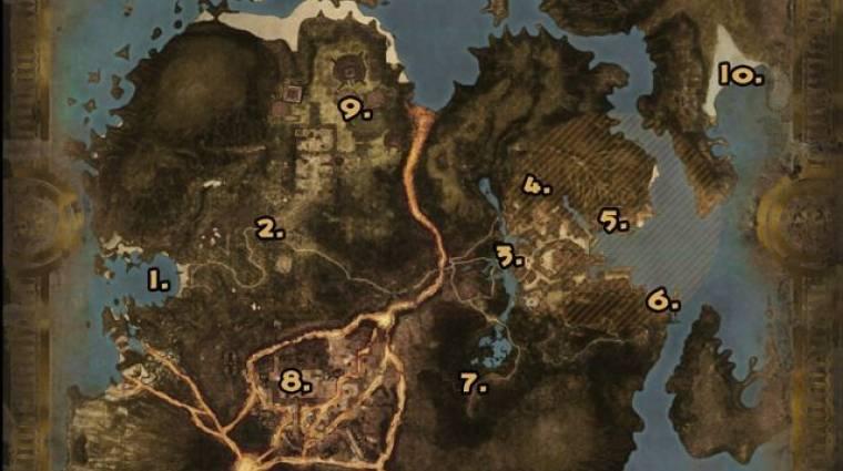 Age of Conan - 2009 legtöbbet fejlődött MMORPG-je. bevezetőkép