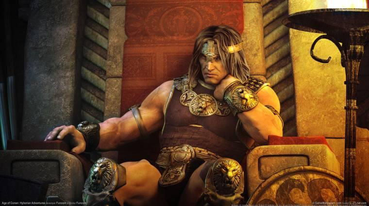 Conan játékokat nyomhatunk ingyen a hétvégén bevezetőkép