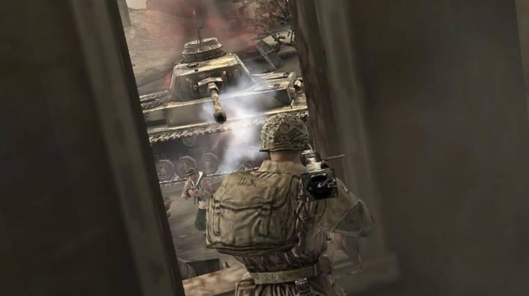 Company of Heroes DirectX 10 meghajtással bevezetőkép