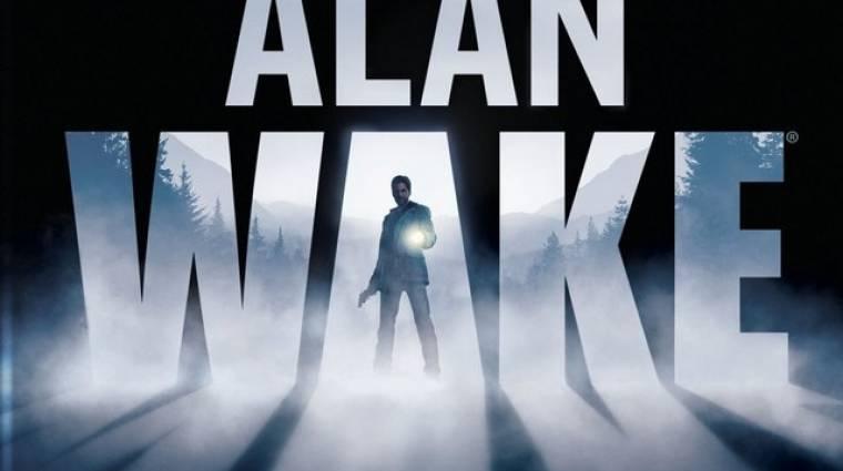 Hivatalos - Érkezik az Alan Wake PC-re! bevezetőkép