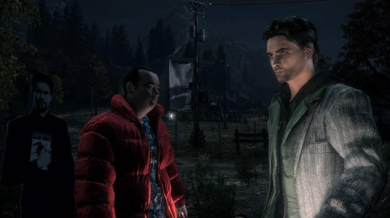 Alan Wake 2 - a Remedy írója továbbra is készítene folytatást bevezetőkép