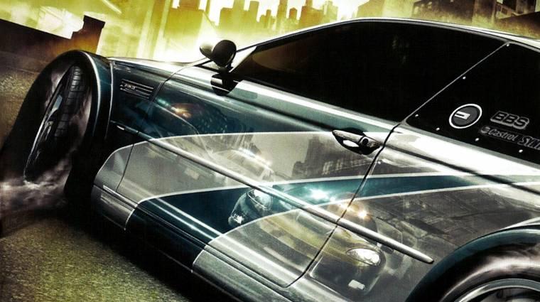 A valóságban is összerakták a Need for Speed: Most Wanted-féle BMW M3 GTR-t bevezetőkép