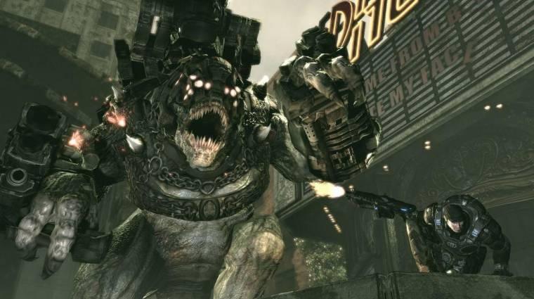 Gears of War PC - Lejárt az idő, a játéknak vége! bevezetőkép