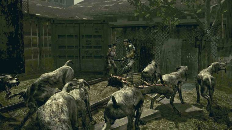 Resident Evil 5 - Fejlesztői bemutató bevezetőkép