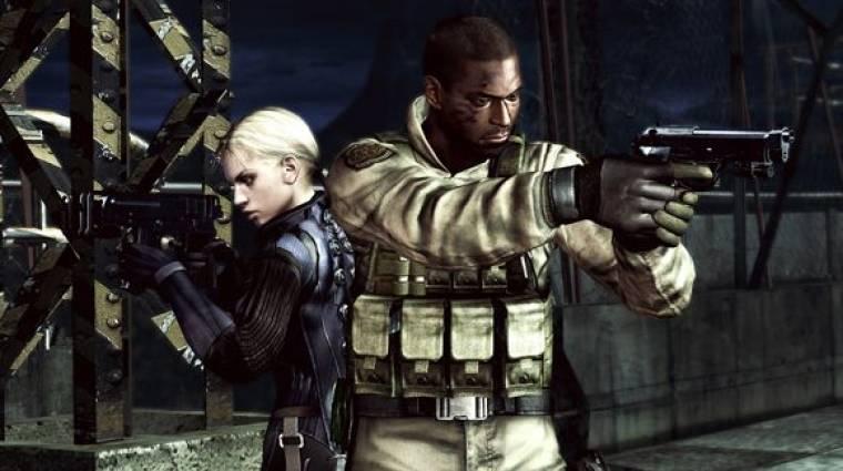 Capcom: Nem lesz Resident Evil 5 Gold Edition és DLC PC-n bevezetőkép