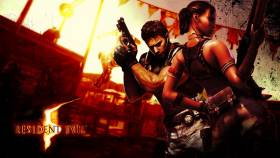 Resident Evil 5 kép
