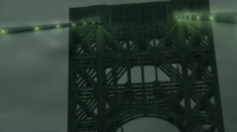 Unreal Engine 4-ben egészen élethű a Metal Gear Solid 2: Sons of Liberty hidas jelenete bevezetőkép