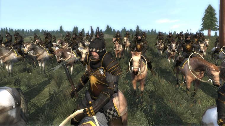 Witcher-témájú mod készül a Medieval II: Total Warhoz bevezetőkép