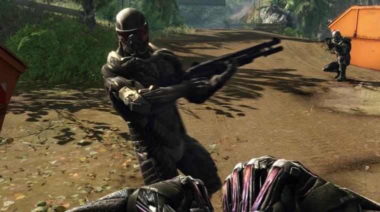 Hamarosan végigjátszhatjuk a Crysis és Crysis Warhead kampányát coopban is bevezetőkép