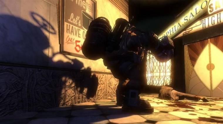 Bioshock Vita - Ég és víz között bevezetőkép