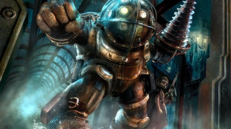 BioShock Triple Pack - vedd meg a trilógiát akciósan! bevezetőkép