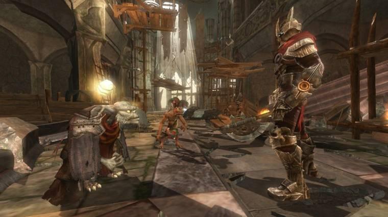 Overlord Xbox 360 demó bevezetőkép