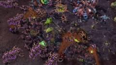 StarCraft II - Kerrigan és Jim Raynor gégeműtét előtt kép
