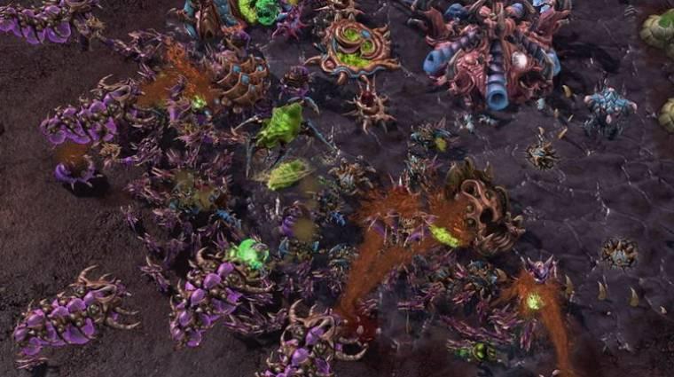 StarCraft II - A zerg invázió bevezetőkép