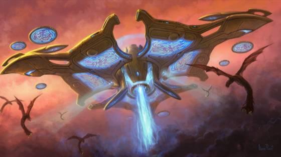 StarCraft 2 infódoboz