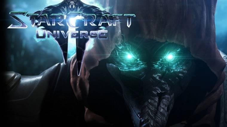 StarCraft Universe a Kickstarteren bevezetőkép