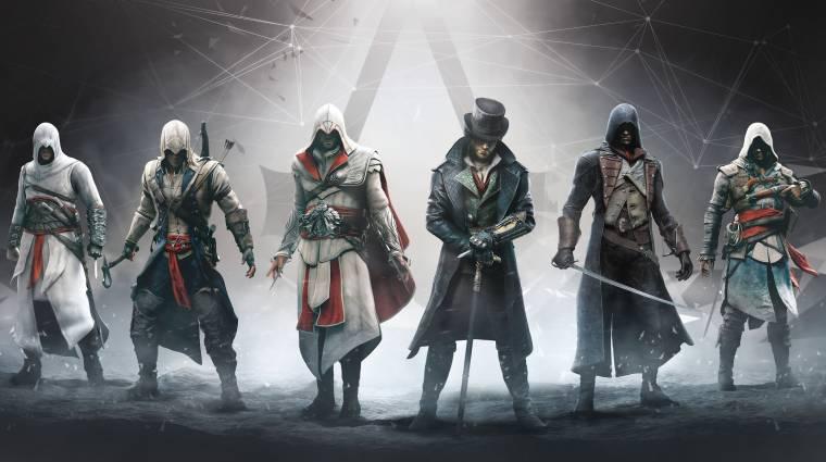 Élőszereplős Assassin's Creed sorozatot készít a Netflix bevezetőkép