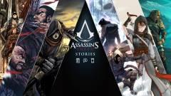 Több új Assassin's Creed projekt is jön, egyik sem játék kép