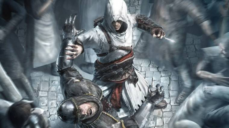 Többjátékos módot terveztek az első Assassin's Creedbe? bevezetőkép
