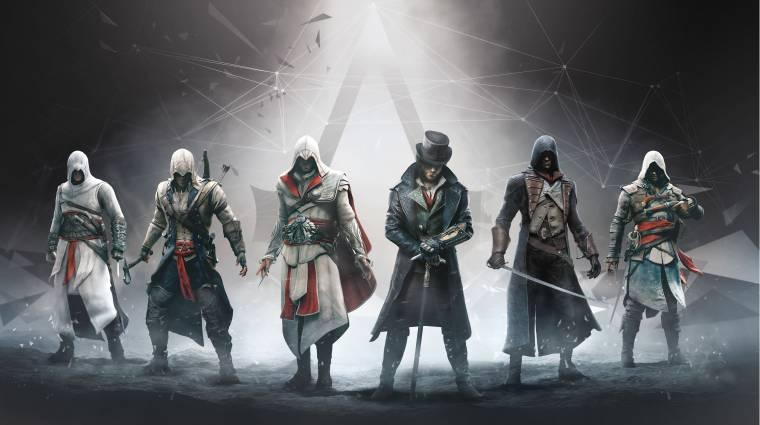 Készül az Assassin's Creed tévésorozat bevezetőkép