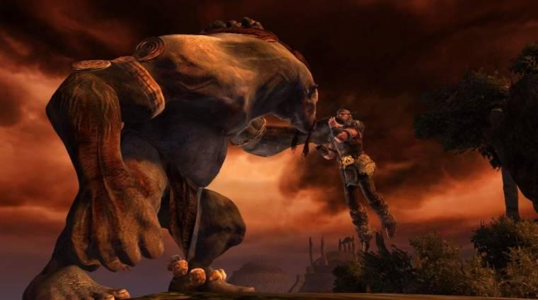<b>[MOVIE]</b> Beowulf - Szörnyek keringője bevezetőkép