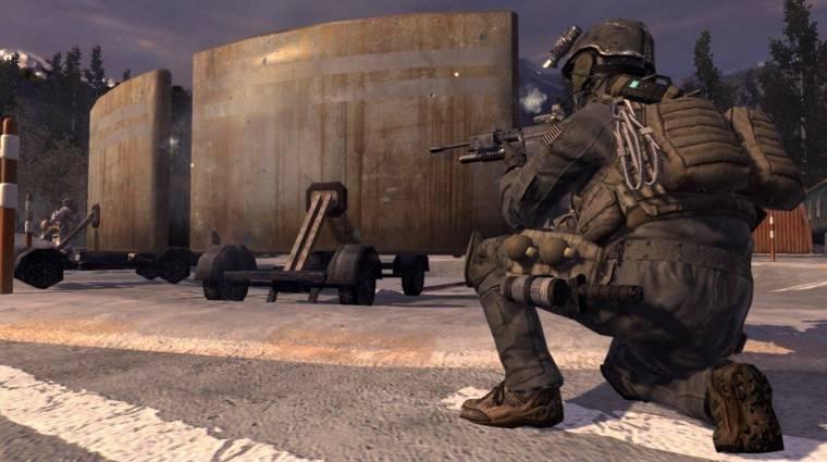 Call of Duty - túl népszerű volt ahhoz, hogy dedikált szervereket kapjon bevezetőkép